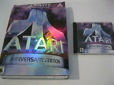 Atari Anniversary Edition PC game big box CD-ROM Infogrames