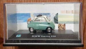 Cararama - BMW Isetta 250 Bubble Car - 1:72 Scale - NEW