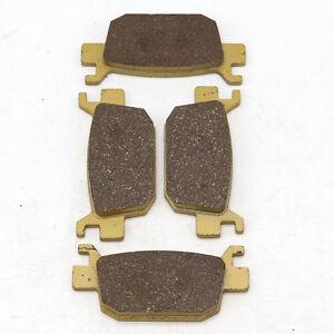 Motorcycle Front Brake Pads Plate for Honda ATV TRX 500 F FA FE T FMA 680 FA FG