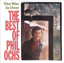 The War Is Over: The Best of Phil Ochs by Phil Ochs (Cassette, Oct-1988, A&M ...