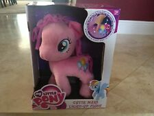 Rainbow Dash Cutie Mark Light Up Plush Toy