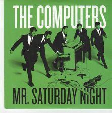 (EB474) The Computers, Mr. Saturday Night - 2013 DJ CD