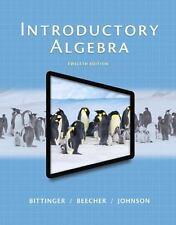 College math textbooks for sale ebay new listingintroductory algebra 12th edition by bittinger marvin l ebook pdf only fandeluxe Gallery