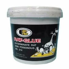 RAT GLUE TRAP MOUSE MICE RODENT PEST INSECT STICKY ODOURLESS NON TOXIC 400ml