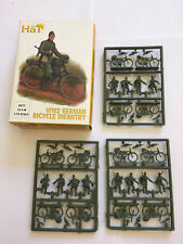HaT 8277 Ww2 German Bicycle Infantry 1 72