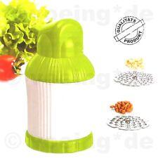 Multi-Zerkleinerer Zwiebelschneider Gemüseschneider Zwiebeln Gemüse Nüsse Schoko