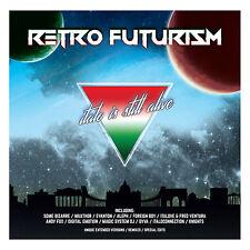 Various - Retro Futurism - Italo Is Still Alive CD 2017