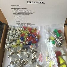 Stern Simpsons pinball party pinball SUPERCHARGED SUPERBRIGHT LED KIT!