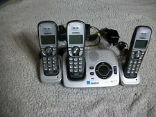 Uniden DECT1580-2 CORDLESS PHONE WITH 3 HANDSETS *USED*