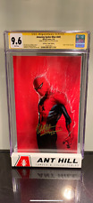 Amazing Spider-Man #800 Dell'Otto 1:200 Virgin Variant CGC SS !!!