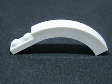 LEGO 6060 @@ Brick, Arch 1 x 6 x 3 1/3 Curved Top - White 3832 6289 6416 7315