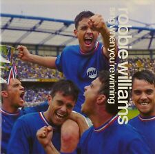 CD - Robbie Williams - Sing When You're Winning - #A3804