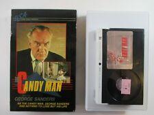 "BETA TAPE ""The Candy Man"" 1969 USA Home Video Betamax 1983 George Sanders"