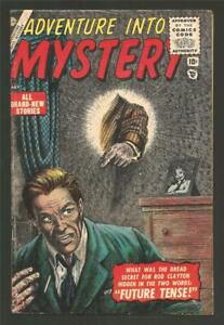 Adventure Into Mystery #1, May 1956