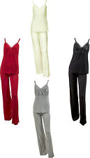 Viscose Cami, Strappy Pyjama Sets Women's Lingerie & Nightwear