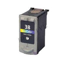 CARTUCCIA RIGENERATO PER CANON CL-38 iP 2600  MP 190  iP 1900  iP 2500  iP 1800