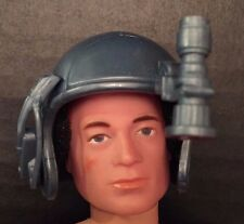 1/6 Scale Pilots Helmet with Night Vision Scope and Communications arm