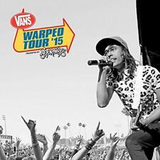 Vans Warped Tour `15 - Various Artists (NEW 2CD)