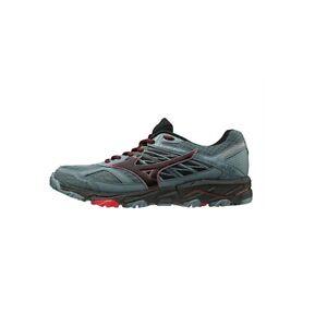 Mizuno Mens Wave Mujin 5 Trail Running Shoes Trainers Sneakers Grey - 10.5 UK