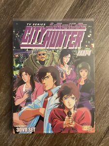 Tv Series City Hunter Part 4 / 3 DVD set