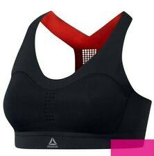 BNWT  Reebok Pure Move Bra - Black XL UK 22 RRP £50