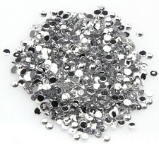 2000x 2mm Crystal Flat Back Acrylic Rhinestones Gem bead 21 Colors Wholesale