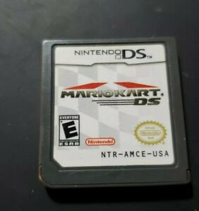 Mario Kart DS for Nintendo DS & 3DS Loose Game Cart Only Tested MarioKart