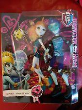 Monster High Lagoona Gil Webber rueda y gillington del amor de