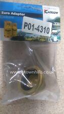 GASLOW MOTORHOME LPG EURO REFILL ADAPTER 01-4310