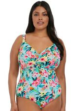 Elomi Swimsuit   Aloha   Size : 20   Colour :  Multi