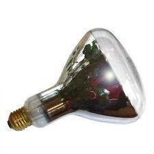 GE 250W ES CLEAR INFRARED HEAT LAMP