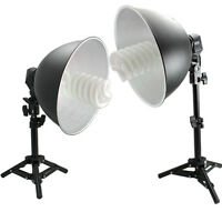 Professional Light Photo Studio Continuous Tent Lighting Photography with Stands