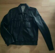 Marc Jacobs Collection Line Black horse leather Bomber MSRP $2999