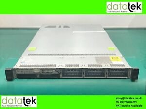 Cisco C220 M3 - 2 x E5-2630, 16GB, 2 x PSU, 8 x SFF Rack Server