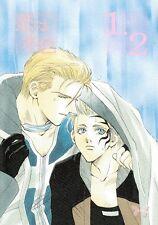 Final Fantasy 8 VIII FF8 YAOI Doujinshi Dojinshi Seifer x Zell L'amour Bleu 1.2