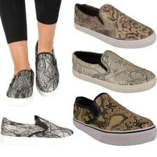 Unbranded Trainers Casual Flats for Women