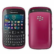 Blackberry Curve 9320 Red Unlocked Smartphone Mobile Phone