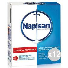 Set 12 NAPISAN Washing Powder 500+100 New Format Detergent Washing Machine And L
