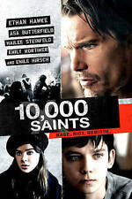 "10, 000 Saints (DVD, 2015), ""Might be the Movie of Your Dreams."", VERY GOOD!!!"