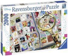 Ravensburger: Disney Stamp Album 2000 Piece Puzzle