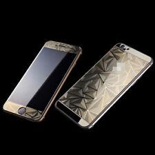 Kratzfeste Handy-Displayschutzfolien für das iPhone 6s Gold Hartglas