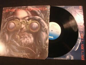 Jethro Tull - Stormwatch - 1979 Vinyl 12'' Lp./ Shrink VG+/ Prog Folk Rock AOR
