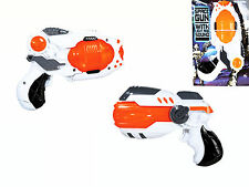 Children Light up Space Gun with Sound Fun Game Kids Toy Pistol