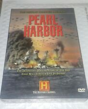 PEARL HARBOR (2 DISC) Navy Dvd NEW/SEAL FREE USA FIRST CLASS SHIP