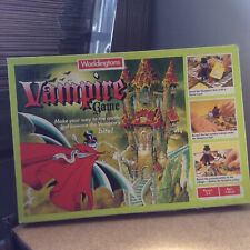 RARE RETRO/OLD 1980`S WADDINGTONS THE VAMPIRE GAME BOARD/SKILL GAME