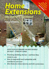 Very Good, Home Extensions: The Complete Handbook, Hymers, Paul, Book