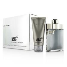 NEW Mont Blanc Individuel Coffret: EDT Spray 75ml/2.5oz + After Shave Balm 2pcs