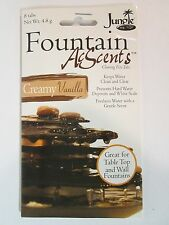 Acscents Water Treatment tablets for Wall and Table Top Fountains Creamy Vanilla