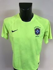 Maillot Foot Ancien Bresil Taille M