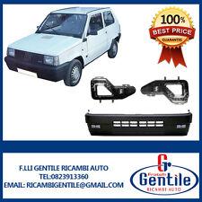 PARAURTI ANTERIORE FIAT PANDA DAL 1986 > CON STAFFE DI MONTAGGIO / FRONT BUMPER
